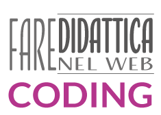 Corso Fare didattica con il coding edizione 1 dal 14 gennaio 2019 al 10 marzo 2019