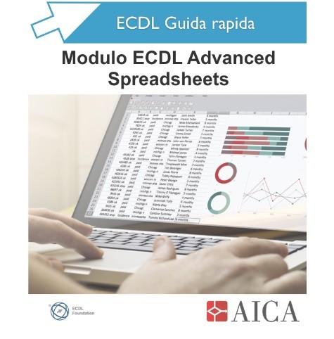 Guida Rapida Nuova ECDL Advanced - Spreadsheets