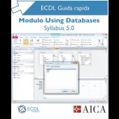Guida rapida ECDL -  Using Databases Syllabus 5.0