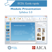 Guida rapida ECDL – Presentation Syllabus 5.0