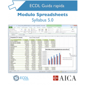Guida rapida ECDL – Spreadsheets Syllabus 5.0