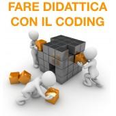 Corso Fare didattica con il coding edizione 2 dal 18 marzo 2019 al 12 maggio 2019