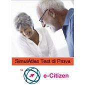 Codice Simulatlas e-Citizen - Test di prova